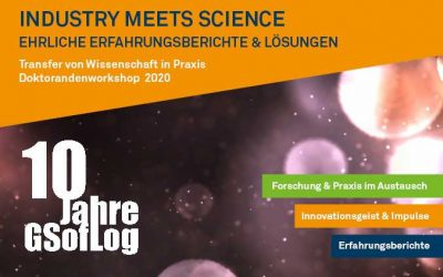 Invitation: Industry meets Science Workshop 2020