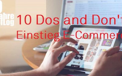 TheTen: 10 Dos and Don'ts Before Entering E-Commerce