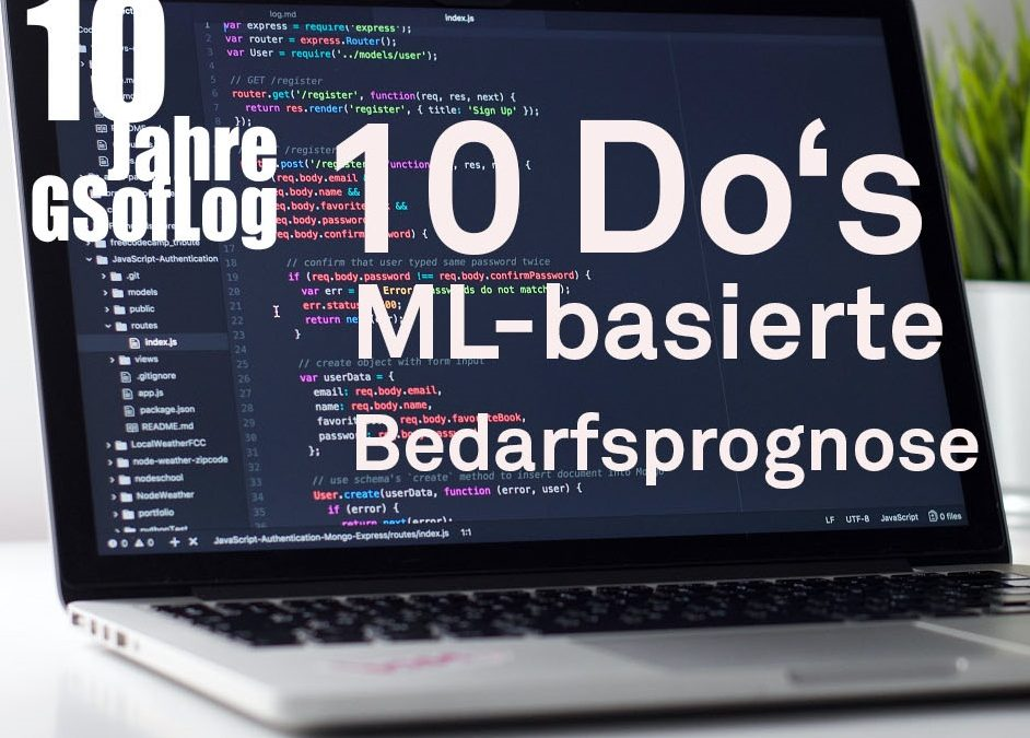 TheTen: The 10 Do's of ML-based Demand Forecast