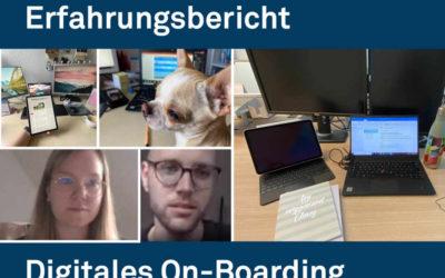 Erfahrungsbericht: Digitales OnBoarding
