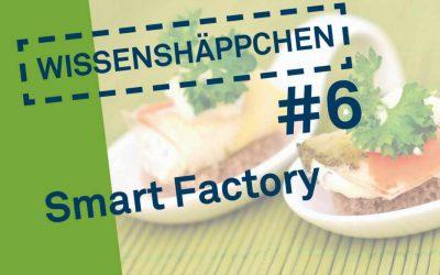 Wissenshäppchen #6: Smart Factory
