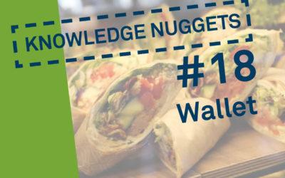 Knowledge Nugget #18: Wallet