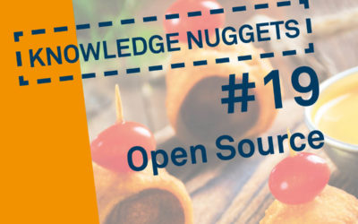 Knowledge Nugget #19: Open Source