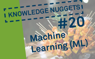 Knowledge Nugget #20: Machine Learning (ML)